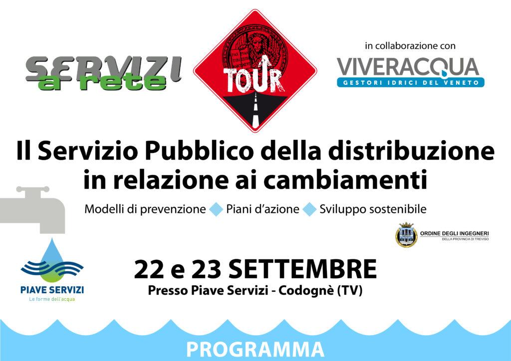 Servizi a rete Tour 2021