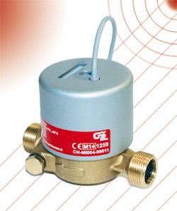CSCUL - Misuratore di volume getto unico per calore.