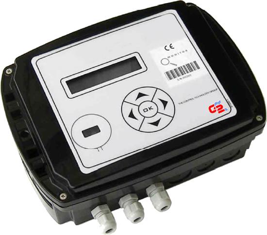 Datalogger a batteria GSM/GPRS modello COLLECT.
