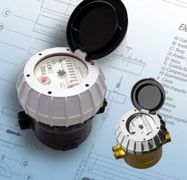 Volumetric water meters