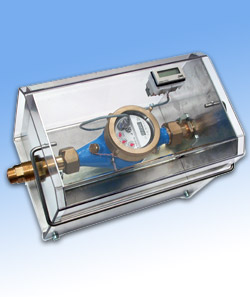 Master per controllo contatori acqua in rete