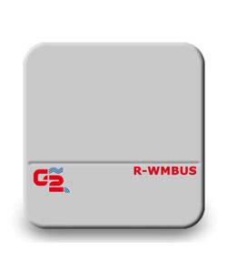 Contatori acqua. Sistemi di lettura a distanza per contabilizzazione consumi: Ripetitore wireless M-Bus R-WMBUS.