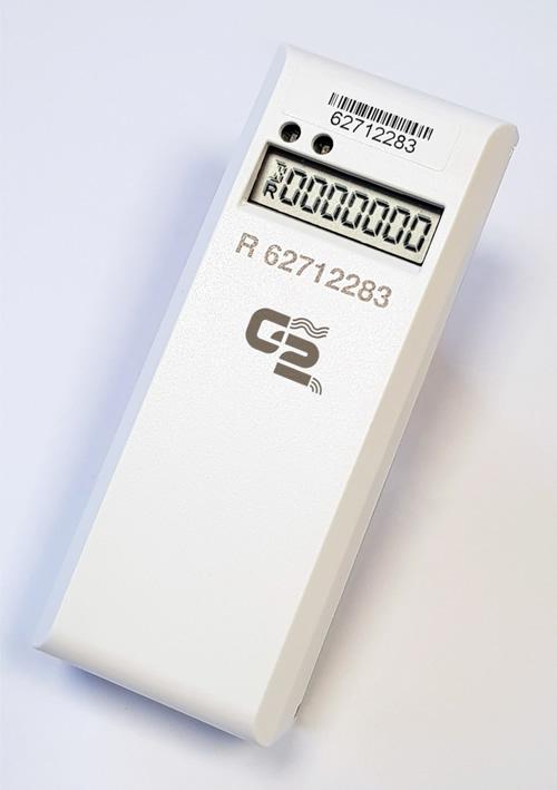 RSR - Ripartitori elettronici di calore.
