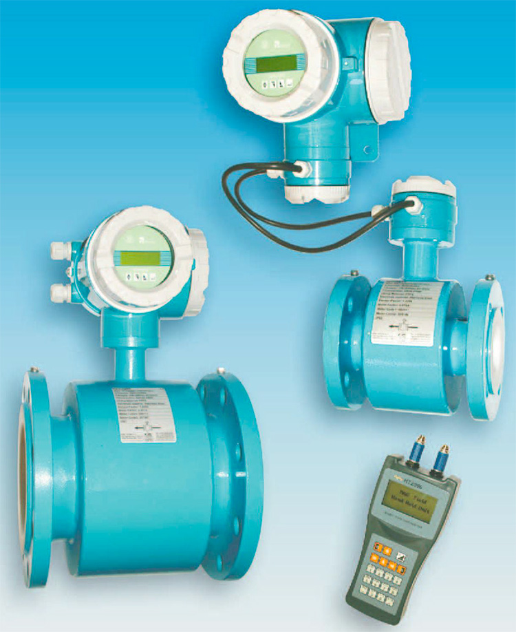 RPMAG - Electromagnetic flowmeter
