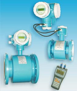 Contatori acqua: RPMAG - Misuratori di portata ad induzione elettromagnetica.