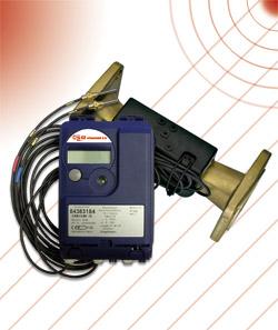 SONIK HEAT - Misuratore di energia termica ad ultrasuoni per calore.