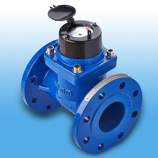 Water meters for irrigation and water meters for fire prevention
